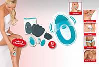 Smooth Away Vibe – набор для депиляции с вибрацией, система «Гладкие ножки» Смус Эвей Вайб