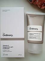 THE Ordinary Vitamin C Suspension 30% in Silicone Витамин С