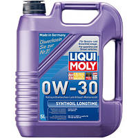 Моторное масло Liqui Moly Synthoil Longtime 0W-30 (5л.)