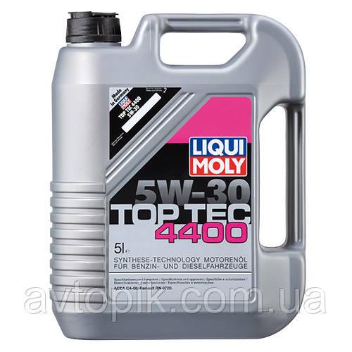 Моторное масло Liqui Moly Top Tec 4400 5W-30 (5л.)