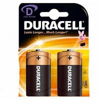 Батарейки Basic, D-бочка, 1.5V LR20 2шт/уп