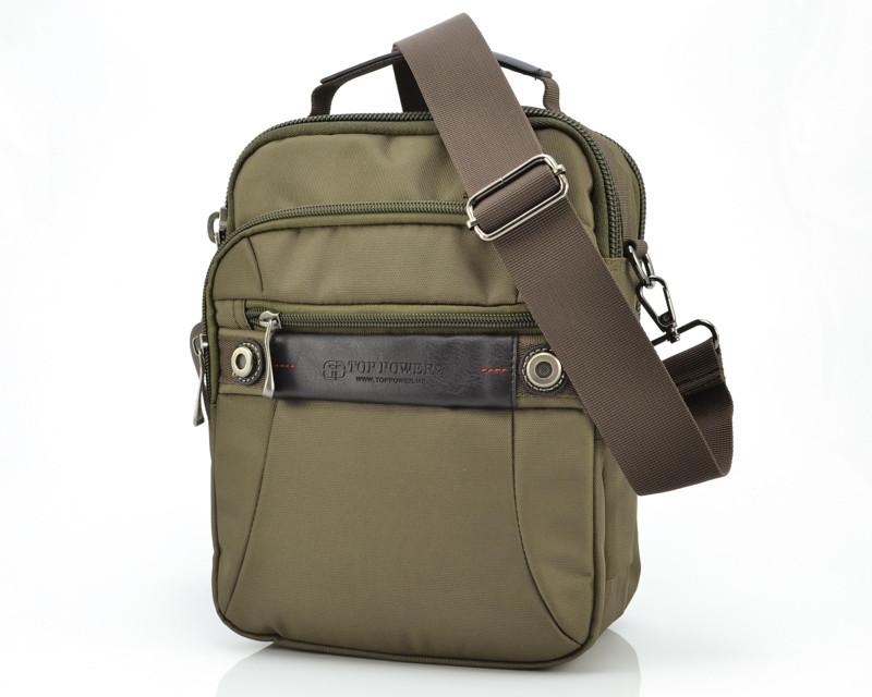 Мужская сумка Top Power 2209 Army Green