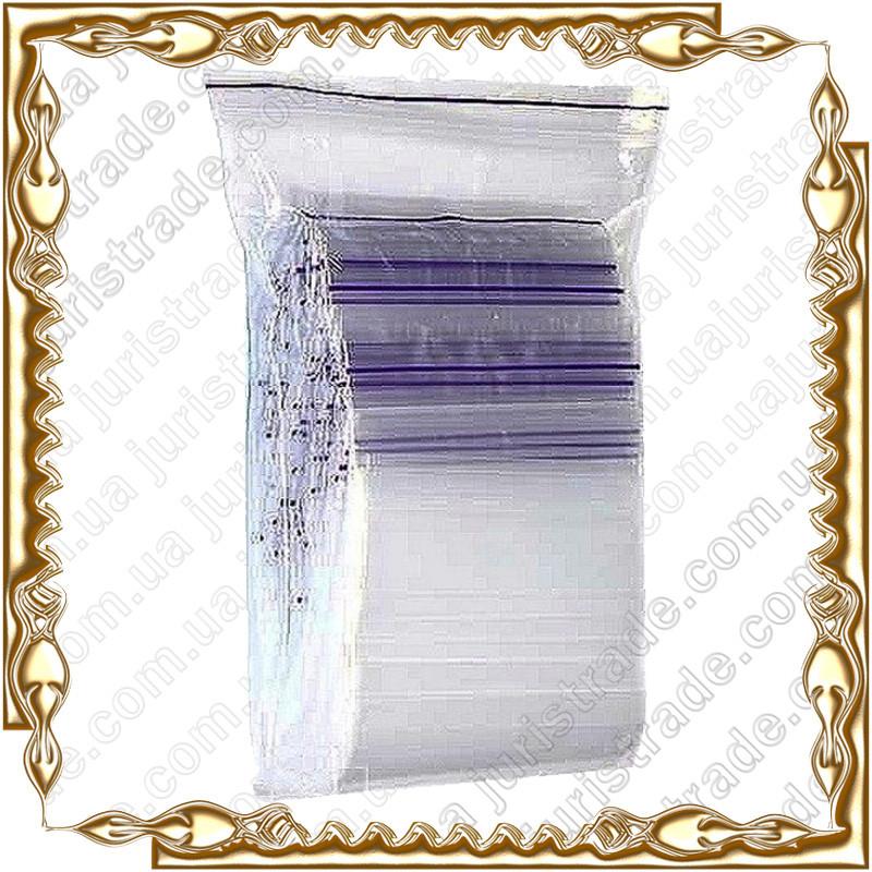 Пакети прозорі з замком Zip-Lock (зипер) 25*35 см. 100 шт.