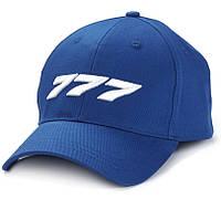 Оригинальная кепка Boeing 777 Strato Cap 115015010624 (Blue), фото 1