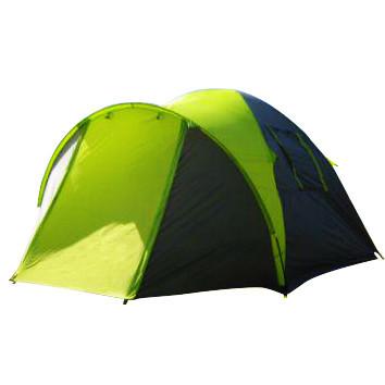 Палатка трехместная Green Camp 1011-2