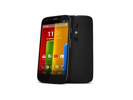 Смартфон CDMA смартфон Motorola XT1031 Moto G Black, фото 2