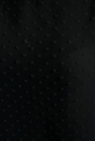 """Однотонна жіноча майка чорного кольору без рукавів """"Point"""", фото 2"""