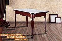 Стол обеденный Гаити каштан 1,2м Микс мебель