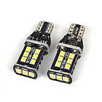 Світлодіодні лампи Carlamp 3G-Series T15(W5W)-W, фото 3