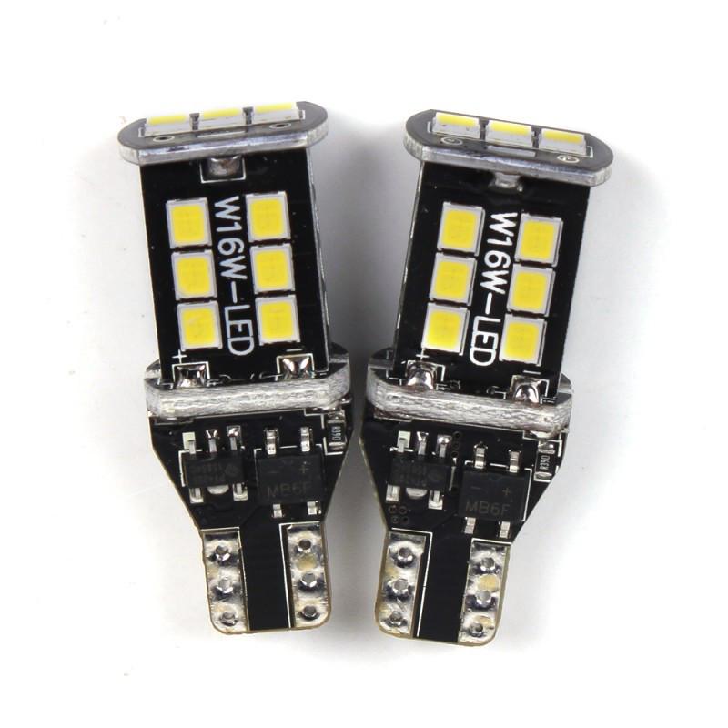 Світлодіодні лампи Carlamp 3G-Series T15(W5W)-W