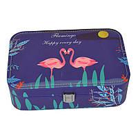 """Шкатулка для ювелирных украшений """"Flamingo"""" J772"""