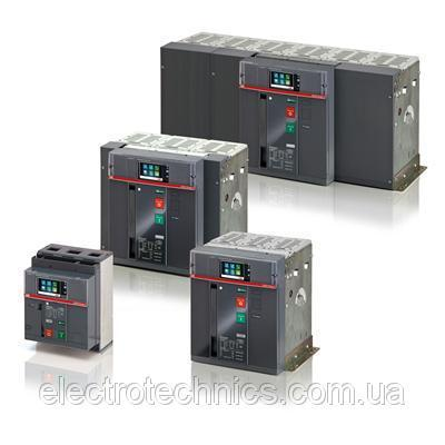 Выключатель автоматический ABB Emax E3V 1250 PR122/P-LSIG In=1250A 3p F HR 1SDA056565R1
