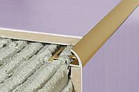 Профиль угловой для керам. плитки А53  8мм