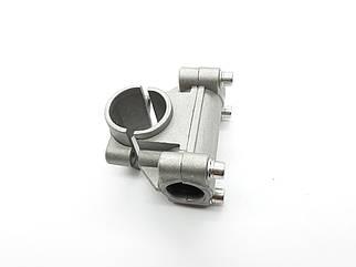 Крепление ручек к штанге для мотокос серии 40 - 51 см, куб