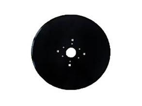 Диск сошника без ступицы 13,5 John Deere