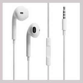 Наушники EarPods apple iphone 5,6