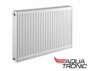 Радиатор отопления AquaTronic класс 11 стальной боковое