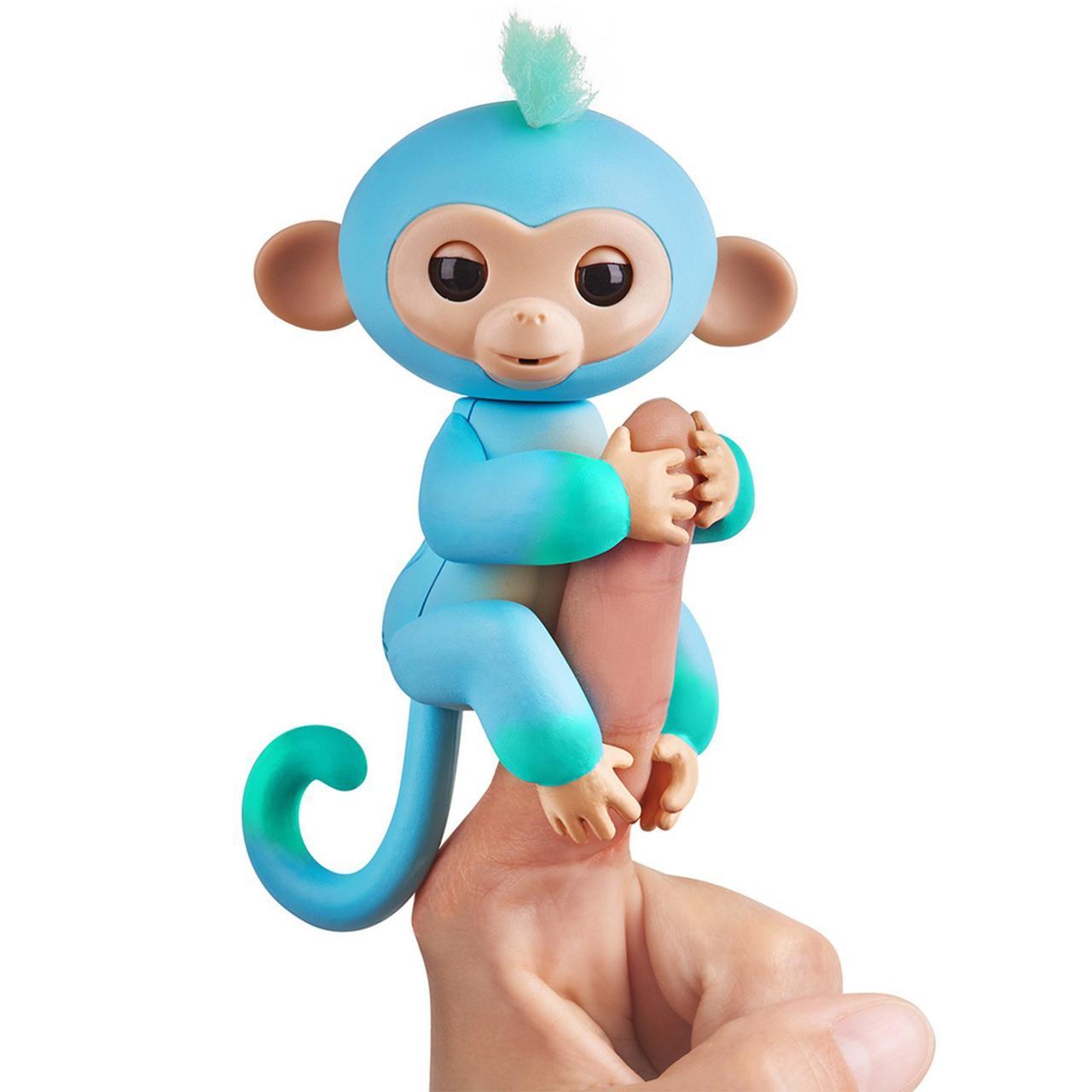 Оригинал обезьянка серия 2 - Чарли фингерлинг  WowWee Fingerlings Monkey - Charlie
