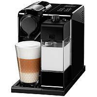 Капсульная кофемашина Nespresso Lattissima Touch Black, фото 1