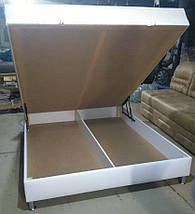 Кровать Квадро 180*200 с матрасом, фото 2