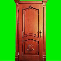 Двері шпоновані