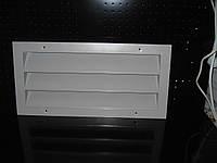 Решетка вентиляционная фасадная, фото 1