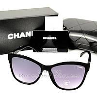 Женские солнцезащитные очки Chanel Бабочка изысканная классическая модель  Шанель люкс реплика c7cb3f25d0ce6