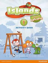 Тетрадь Islands 1 Activity Book with pincode