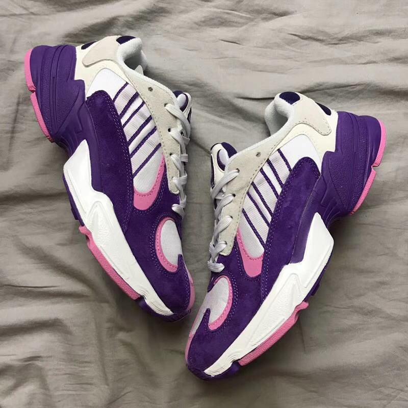 1a429f62 Женские кроссовки Adidas Yung-1 Violet, цена 1 495 грн., купить в ...