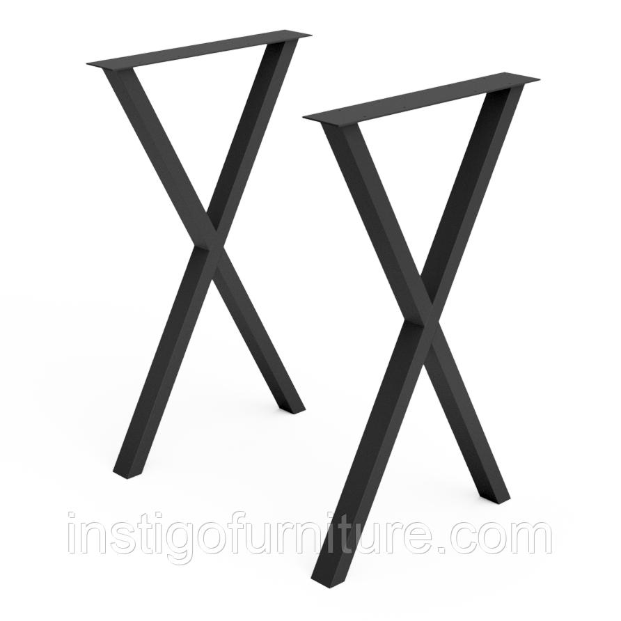 Опора для барного стола из металла