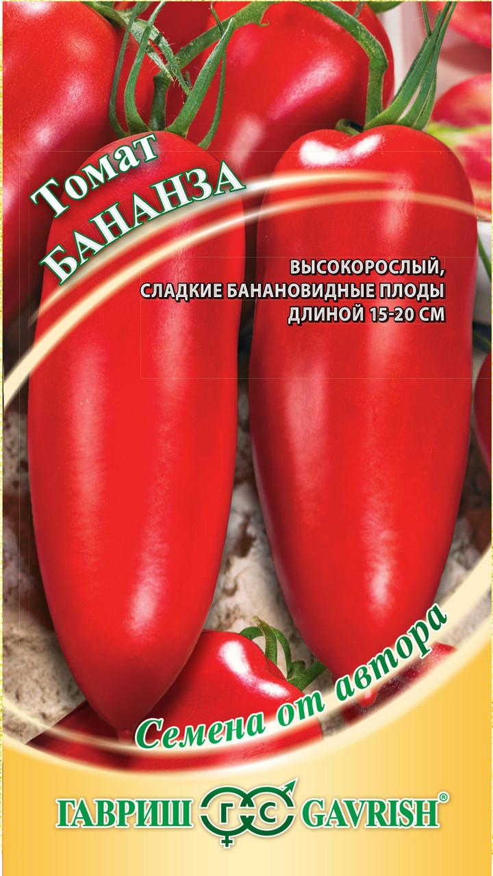 Семена помидоров Томат Бананза