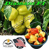 Перец сладкий, ранний ДИАМАНТ F1 / DIAMANT F1, проф. пакет 500 семян ТМ Lark Seeds (США)
