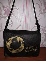 Черная сумка Schott, фото 1