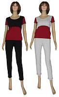 NEW! Трикотажні футболки для годуючих мам серії Tina ТМ УКРТРИКОТАЖ!