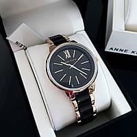 Женские часы Anne Klein AK/1412BKGB