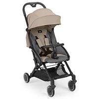 Детская прогулочная коляска САМ CUBO, цвет бежевый