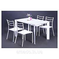 Комплект Мускат стол + 4 стула (YS2508M + YS2501)