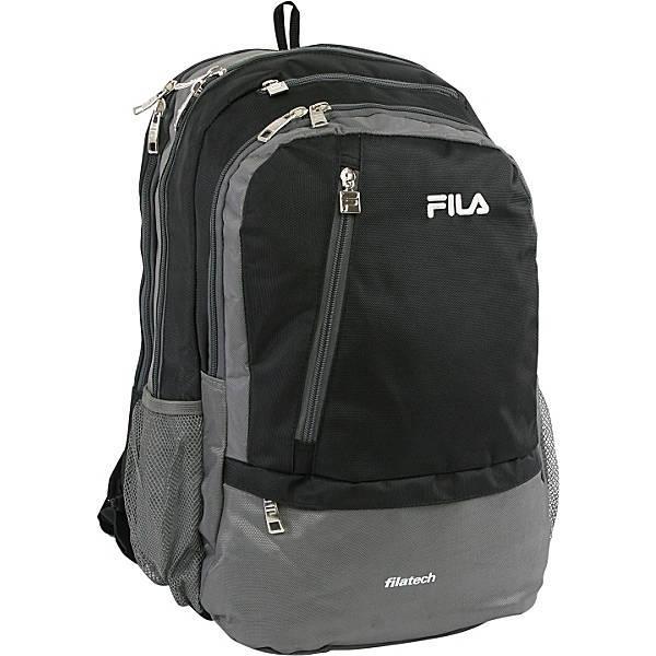 Рюкзак Fila Duel Tablet and Laptop Backpack (Black)