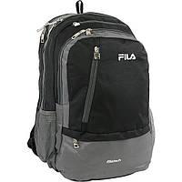 Рюкзак Fila Duel Tablet and Laptop Backpack (Black), фото 1