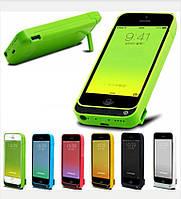 Чехол - зарядка ( зарядное устройство) 4200mAh  для Iphone 5/5S/5SE