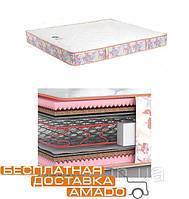 Матрас Flower / Флаувер двусторонний зима/лето 70х190