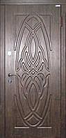 Двери входные металлические Орхидея, фото 1