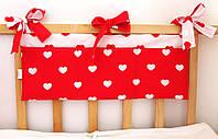 Органайзер для детской кроватки