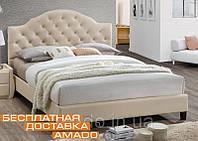 Кровать Мэриленд 1600*2000 (беж) Domini