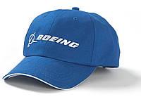 Оригинальная бейсболка Boeing Blue Logo Hat 115015010245 (Blue)