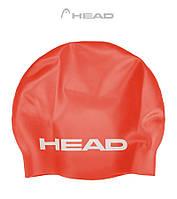 Силиконовая шапочка для плавания Head Silicone Moulded (Red)