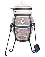 Тандыр премиум Есаул / h=90 см, d=45 см 2–3 кг мяса за одну готовку САМОВЫВОЗ КИЕВ