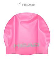 Силиконовая шапочка для плавания Head Moulded (Pink)