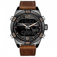 Мужские часы Naviforce NF9128 Brown