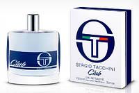 (ОАЭ) Sergio Tacchini / Серджио Таччини - Club (100мл.) Мужские